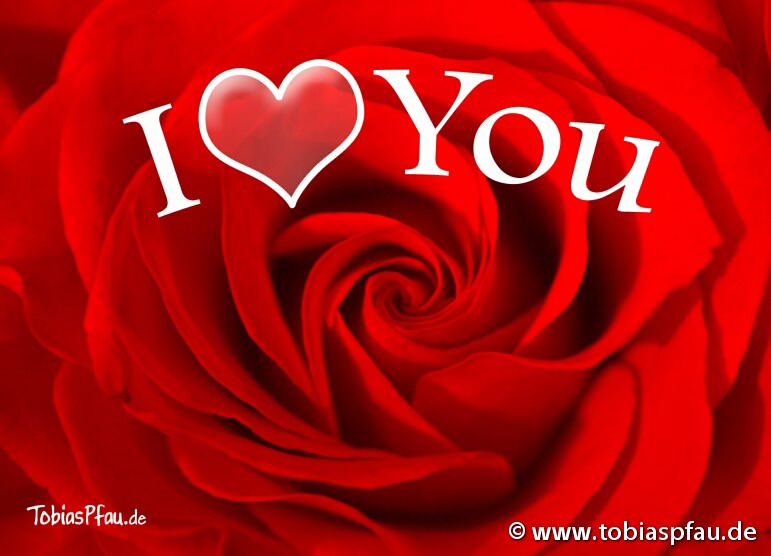 Greetings I Love You Liebes