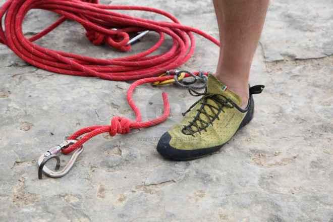 home tpfau IMG 5310 Seil kletter Absicherung