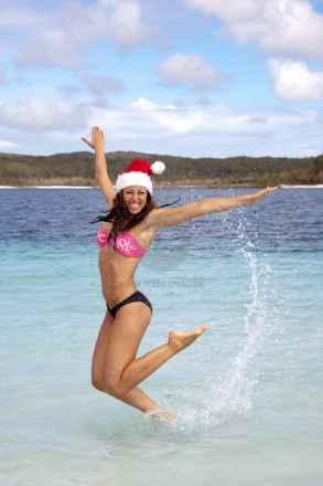 tpfau IMG 9089 Fraser Island XMAS Sexy Model