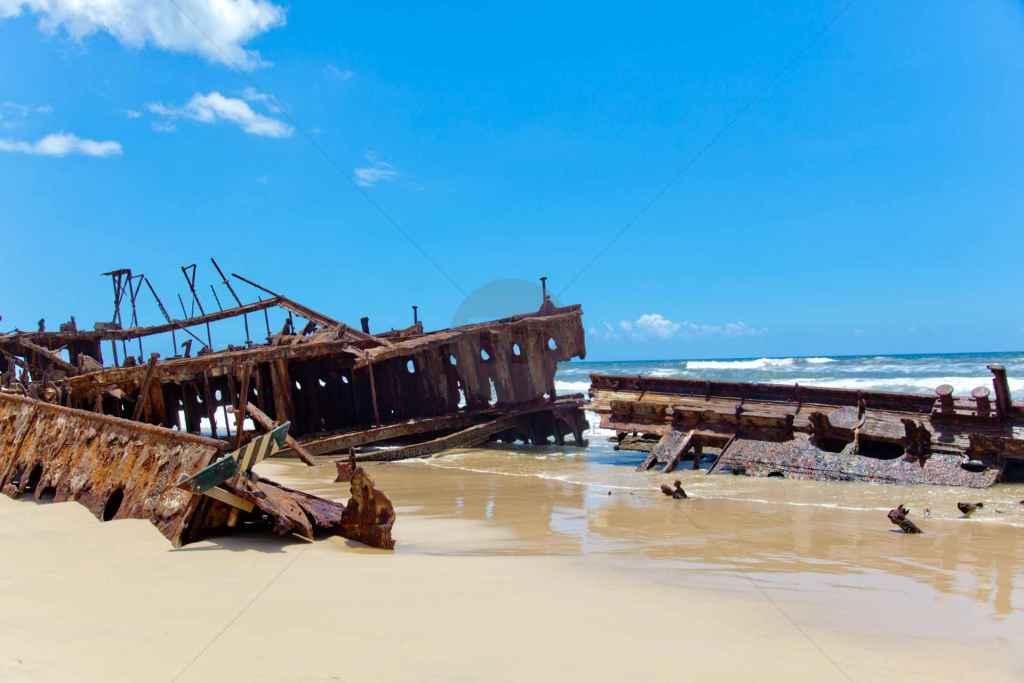 tpfau IMG 9416 Schiffswrack Fraser Island