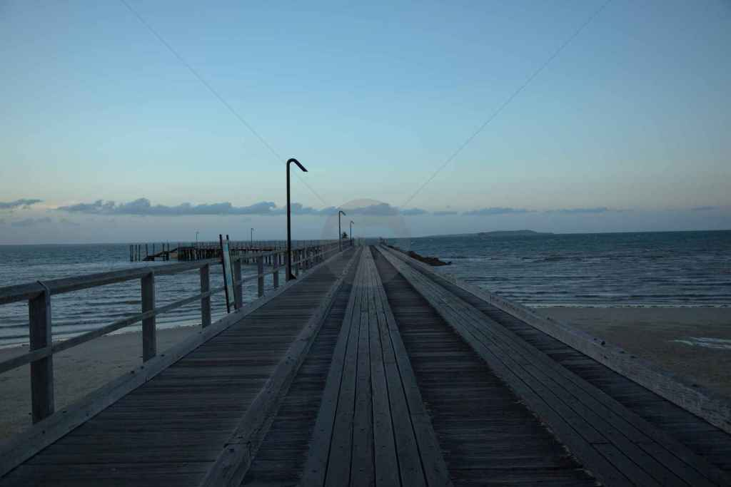 tpfau IMG 9777 Australien Fraser Island Anleger Kingfisher Bay