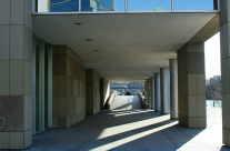 Fluchtpunk in der Architektur