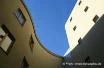 Architektur – runde Formen