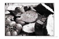 Gelage – Brot und Trauben