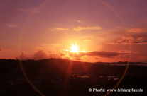 Sonnenstrahl / Sunray