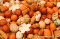 Nüsse und Mandeln