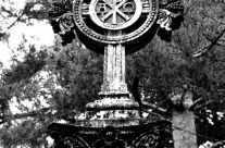 Königs Stehle auf dem Prager Friedhof in Stuttgart