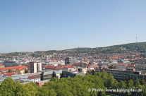 Stadt Panorama Stuttgart
