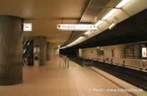 U-Bahn / S-Bahn Haltestation