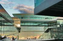 Messe Gelände Fildern am Stuttgart Airport
