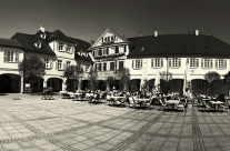 360 Grad Panorama Marktplatz