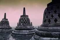 Tempel in Bali – borobudur