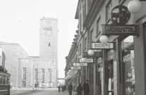 Stuttgart Bahnhof Königstraße um ca.1940 / 1950