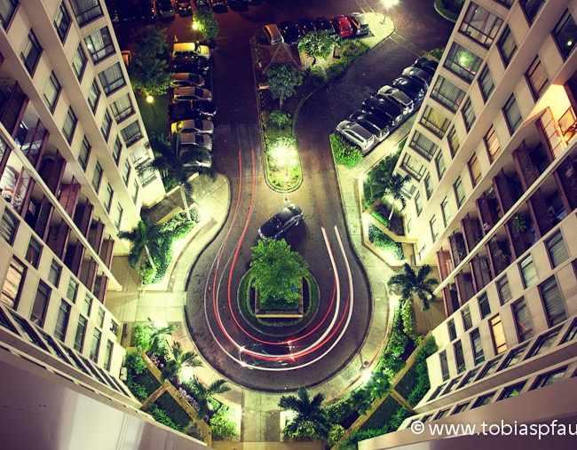"""Wohnblock – Jakarta """"Deep City night"""""""