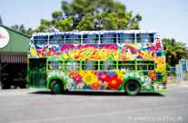 Flower Power Bus – Bayron Bay