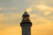 Light House during Sunset – Byron Bay