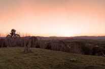 Sun down – Panorama