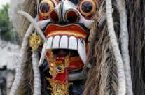 Drachen Maske